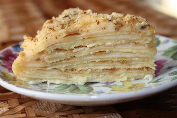 рецепты кремы для тортов